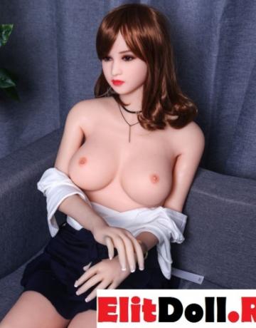 Реалистичная силиконовая секс кукла Салли