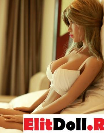 Реалистичная силиконовая секс кукла Андреа