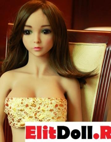 Реалистичная силиконовая секс кукла Эмбер