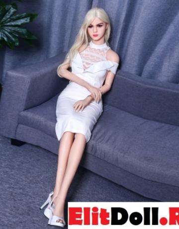 Реалистичная силиконовая секс кукла Сэнди