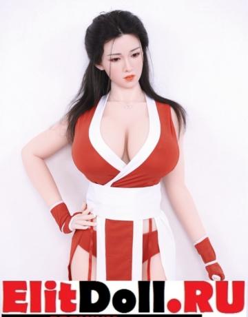 Секс кукла силиконовая Шитаоми 172см, В НАЛИЧИИ!