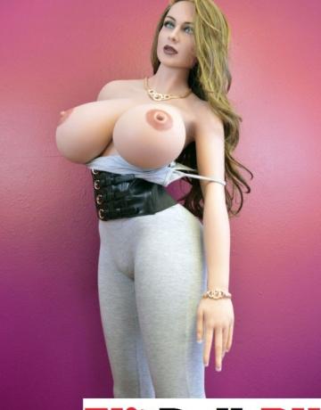 Реалистичная силиконовая секс кукла Терри