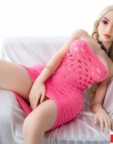 Реалистичная силиконовая секс кукла Агна