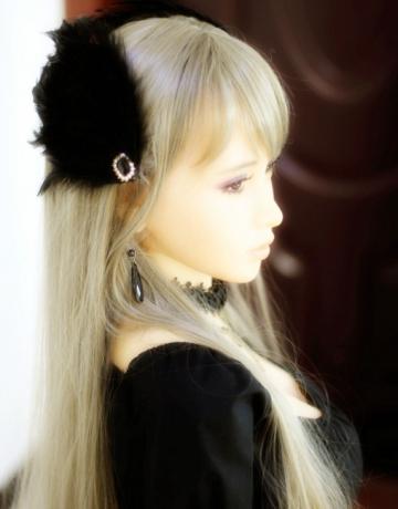 Реалистичная силиконовая секс кукла Фиона