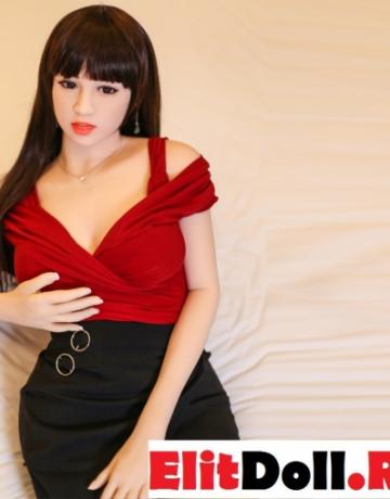 Реалистичная силиконовая секс кукла Морин