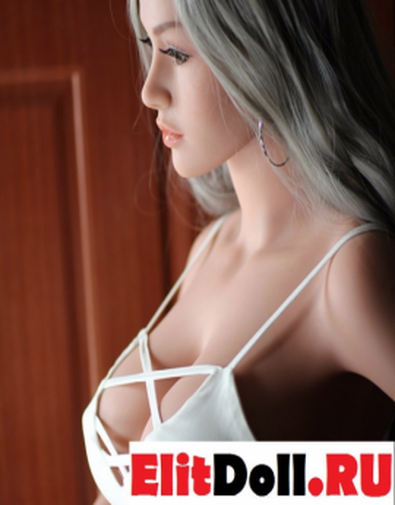 Реалистичная силиконовая секс кукла Руби 150см