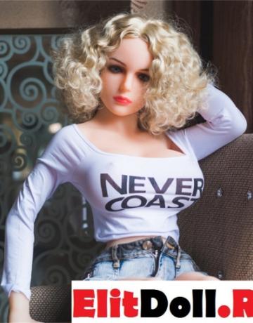 Реалистичная силиконовая секс кукла Валери