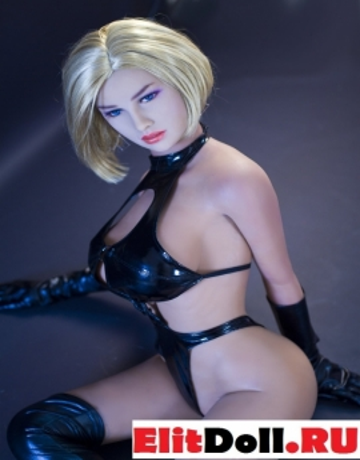 Реалистичная силиконовая секс кукла Присцилла