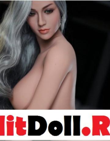 Реалистичная силиконовая секс кукла Руби