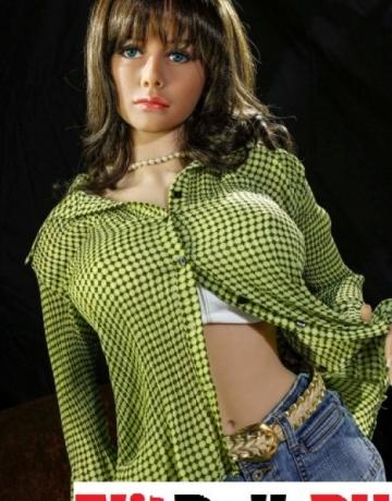 Реалистичная силиконовая секс кукла Карен
