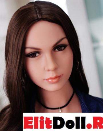 Реалистичная силиконовая секс кукла Луиз