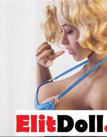 Реалистичная силиконовая секс кукла Марта
