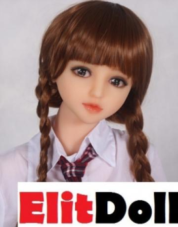 Реалистичная силиконовая секс кукла Шантал