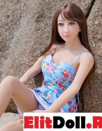 Реалистичная силиконовая секс кукла Эрика