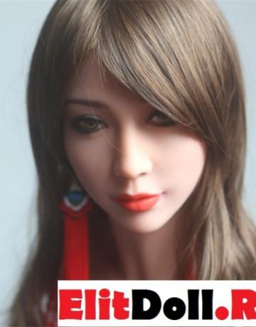 Реалистичная силиконовая секс кукла Патти