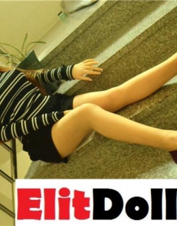 Реалистичная силиконовая секс кукла Эрин