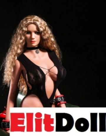 Реалистичная силиконовая секс кукла Мэри