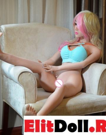 Реалистичная силиконовая секс кукла Кристина