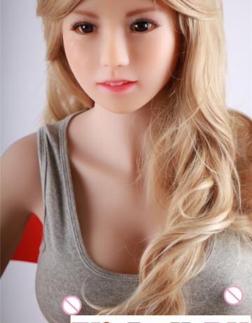 Реалистичная силиконовая секс кукла Николь