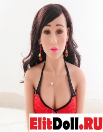 Реалистичная силиконовая секс кукла Кристи