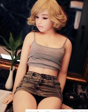 Реалистичная силиконовая секс кукла Глория