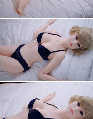 Реалистичная силиконовая секс кукла Грейс