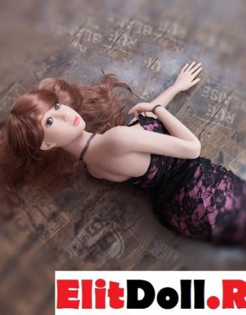 Реалистичная силиконовая секс кукла Данилина