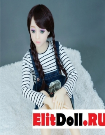 Реалистичная силиконовая секс кукла Анна