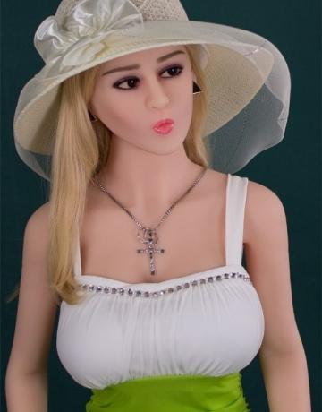 Реалистичная секс кукла Арил 159 см