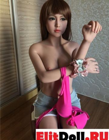 Реалистичная силиконовая секс кукла Эстер