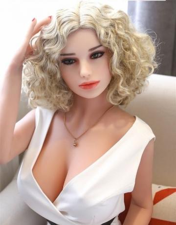 Реалистичная секс кукла Антонет 159 см
