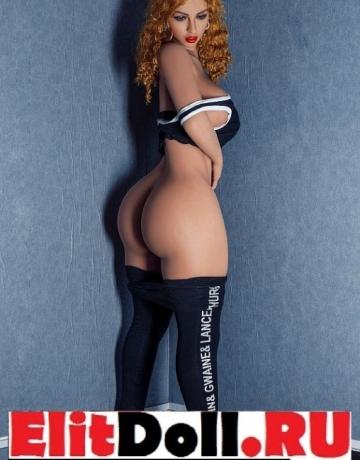 Секс кукла Вероника 165 см с большой попой
