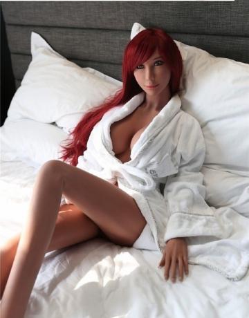 Реалистичная секс кукла Аннейблинда 159 см