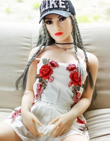 Реалистичная секс кукла Арлина 159 см