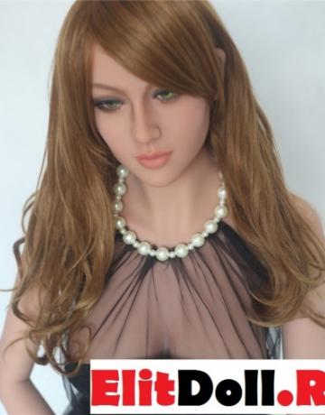 Реалистичная силиконовая секс кукла Мэрайя
