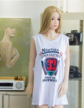 Реалистичная секс кукла Антония 159 см