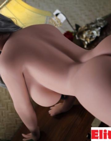 Реалистичная силиконовая секс кукла Мишель