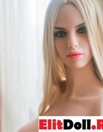 Реалистичная силиконовая секс кукла Джин