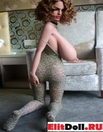 Реалистичная секс кукла Ингрид