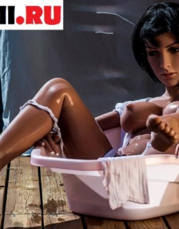 Реалистичная секс кукла Джена