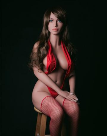 Реалистичная секс кукла Алина
